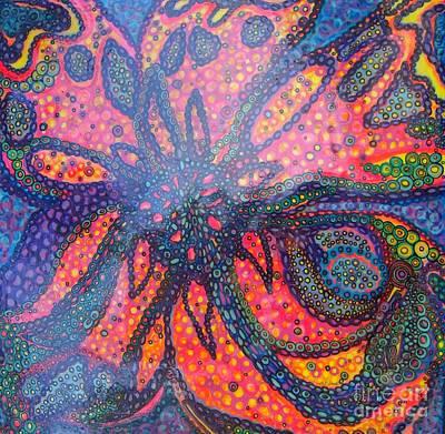 Sarasota Artist Mixed Media - Aroused by Anita Wexler