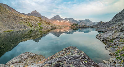 Photograph - Arrowhead Lake Tones And Reflections by Leland D Howard