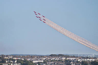 Photograph - Arrows Over Falmouth Bay by Terri Waters