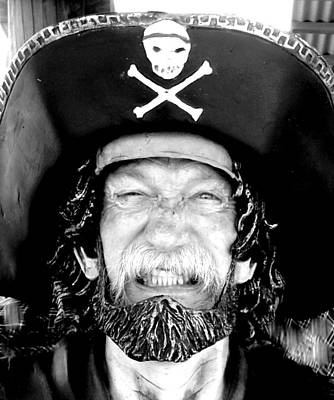 Art Print featuring the photograph Arrrgh by Antonia Citrino