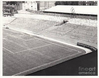 Dennis Bergkamp Photograph - Arsenal - Highbury - Clock End 1 - 1969 by Legendary Football Grounds