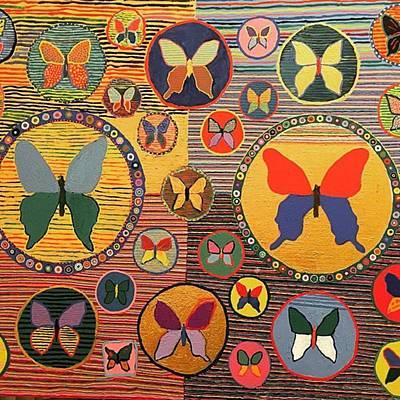 Photograph - #art #アート #japan #butterfly by Minami Fukasaka