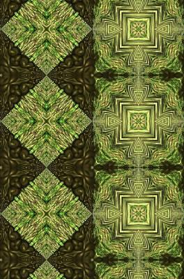 Digital Art - Art Abstract Design by Sheila Mcdonald