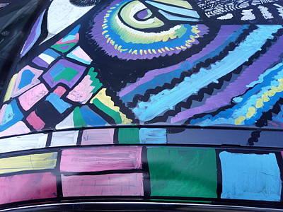 Painting - Art Car - Bradley's Roofline by Mudiama Kammoh