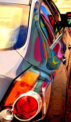 Art Car Art Print