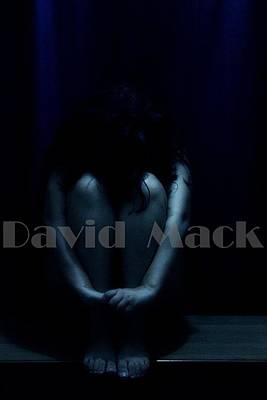 David Mack Photograph - Dark Fantasy by David Mack