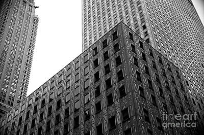 Photograph - Art Deco Angles by John Rizzuto