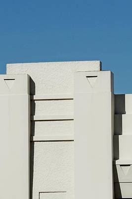 Photograph - Art Deco Architecture Abstract 2 by Denise Clark