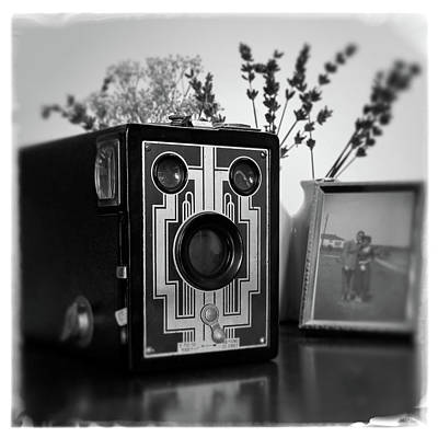 Photograph - Art Deco Brownie by Scott Kingery