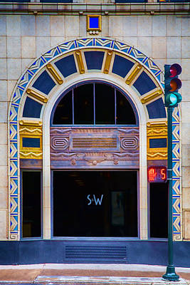 Digital Art - Art Deco Building by John Haldane