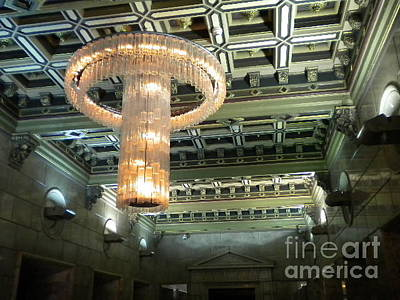 Photograph - Art Deco Los Angeles by Jenny Revitz Soper