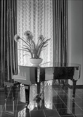 Photograph - Art Deco - Piano by Nikolyn McDonald