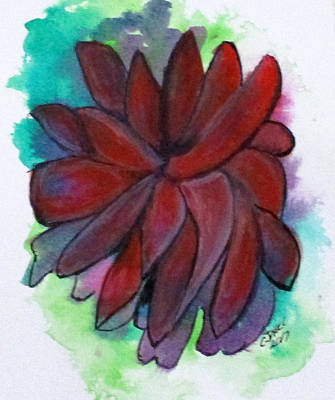 Painting - Art Doodle No. 15 by Clyde J Kell