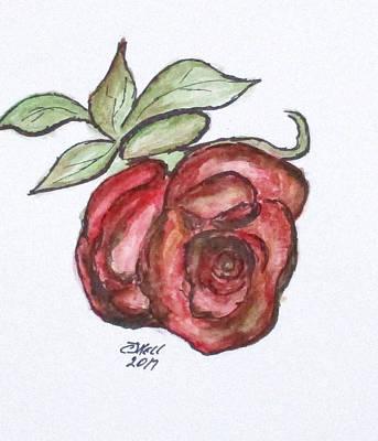 Art Doodle No. 29 Art Print