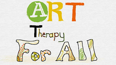 Painting - Art For All by Peace Culture Club