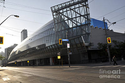Photograph - Art Gallery Of Toronto by Andrew Dinh