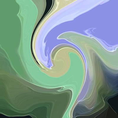 Digital Art - Art Glass by Gina Harrison