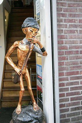 Sculpure Photograph - Art In Amsterdam by Lisa Lemmons-Powers