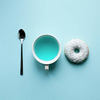 Donut Photograph - Art Kitchen II by Andrey A