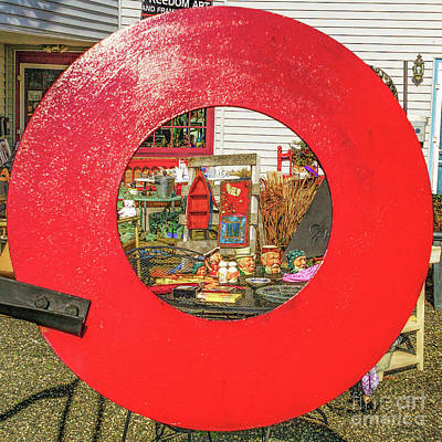 Photograph - Art Mall In Frenchtown by Nick Zelinsky