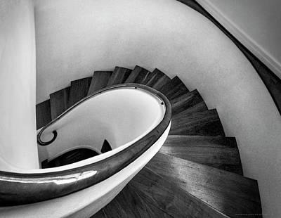 Photograph - Art Mimics Life  by Denise Dube