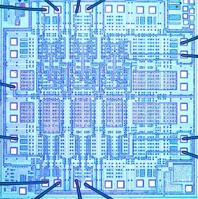 High Tech Photograph - Art Of Technology by Jerry McElroy