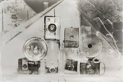 Photograph - Art Of The Past by Susan Stone