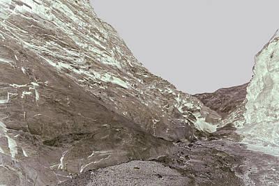 Photograph - Art Print Canyon 14 by Harry Gruenert