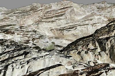 Photograph - Art Print Canyon 25 by Harry Gruenert