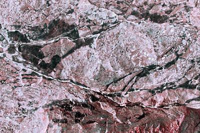 Photograph - Art Print Canyon 35 by Harry Gruenert