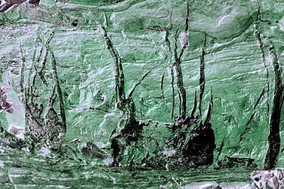 Photograph - Art Print Canyon 37 by Harry Gruenert