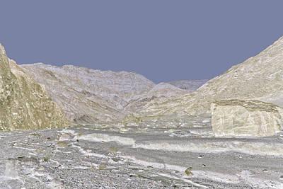 Photograph - Art Print Canyon 53 by Harry Gruenert