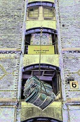 Photograph - Art Print Fasade 8 by Harry Gruenert