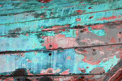 Photograph - Art Print Patina 45 by Harry Gruenert