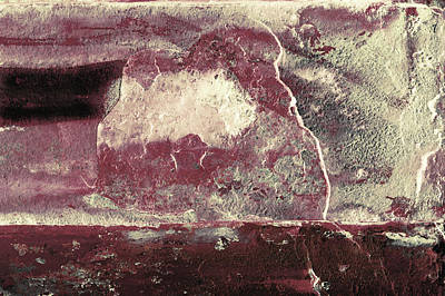Photograph - Art Print Rust 2 by Harry Gruenert