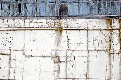 Photograph - Art Print Walls 1 by Harry Gruenert