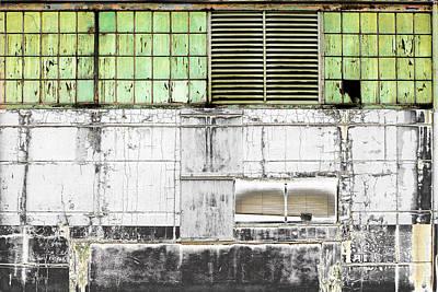 Photograph - Art Print Walls 2 by Harry Gruenert
