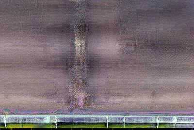Photograph - Art Print Walls 21 by Harry Gruenert
