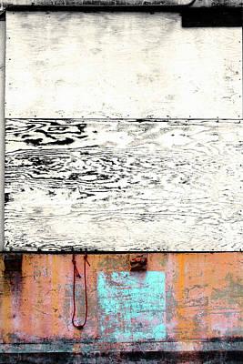 Photograph - Art Print Walls 22 by Harry Gruenert