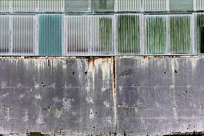 Photograph - Art Print Walls 4 by Harry Gruenert