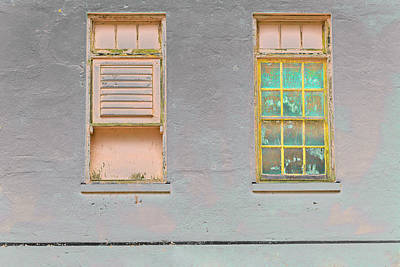 Photograph - Art Print Windows 5 by Harry Gruenert