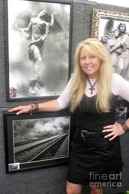 Photograph - Art Shows By Kathy Fornal by Kathy Fornal