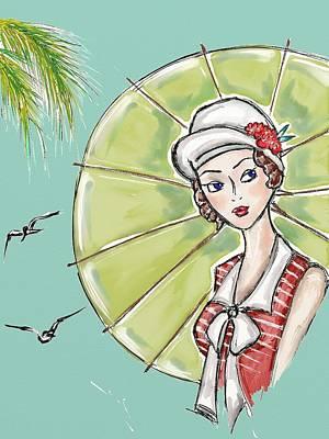 Art Spring France Art Print