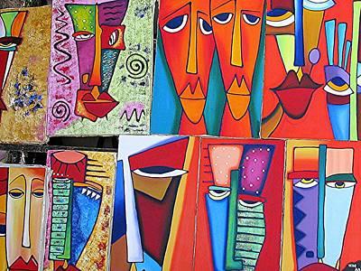 Arte De Cuba Art Print