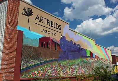 Photograph - Artfields - Lake City South Carolina by Suzanne Gaff