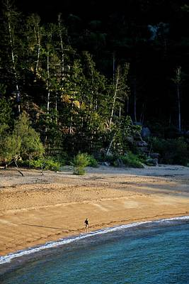 Photograph - Arthur Bay On Magnetic Island by Keiran Lusk