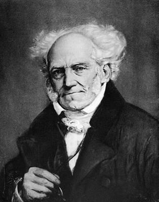 Arthur Schopenhauer Art Print by Granger