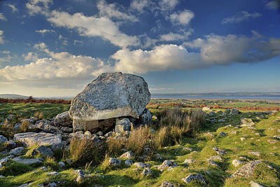 Photograph - Arthurs Stone 2 by Phil Fitzsimmons