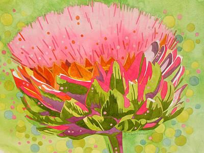 Painting - Artichoke by Sherri Bails