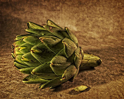 Photograph - Artichoke Still Life by Rod Kaye